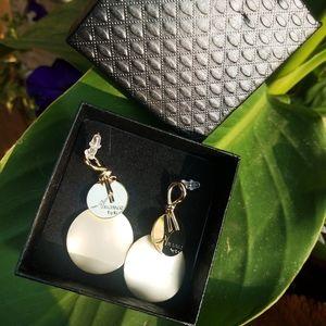 18k Gold earrings Nuance by Korea